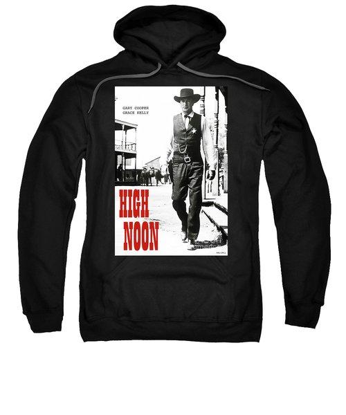 High Noon, Gary Cooper Sweatshirt