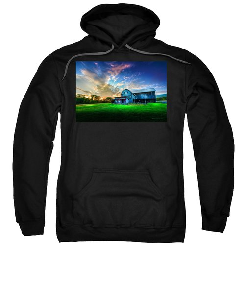Hillside Sunset Sweatshirt