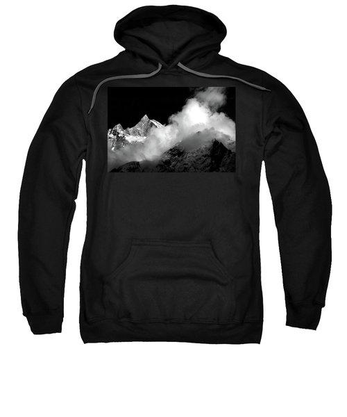 Himalayan Mountain Peak Sweatshirt