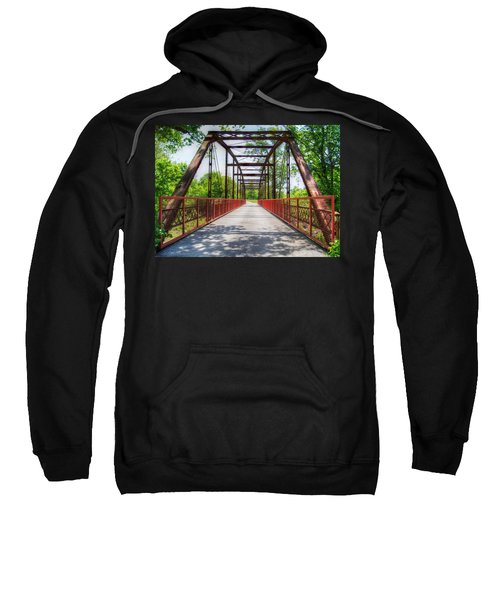 Hinkson Creek Bridge Sweatshirt
