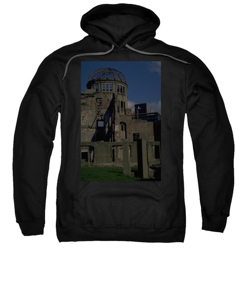 Hiroshima Peace Memorial Sweatshirt