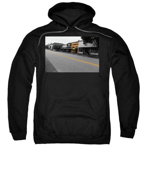 Historic Buford In Selective Color Sweatshirt