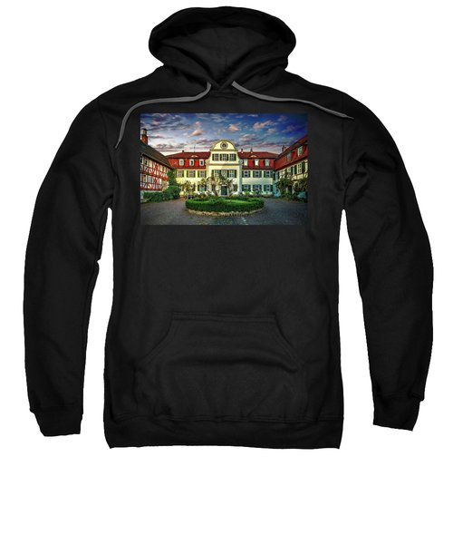 Historic Jestadt Castle Sweatshirt