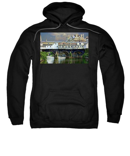 Historic Pulteney Bridge Sweatshirt