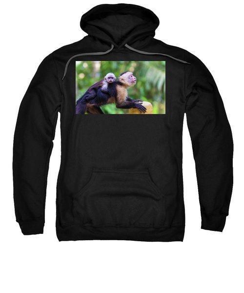 Hitching A Ride Sweatshirt
