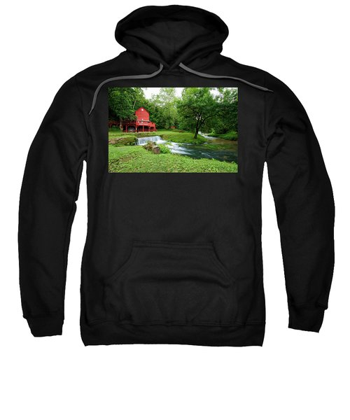 Hodgson Water Mill And Spring Sweatshirt