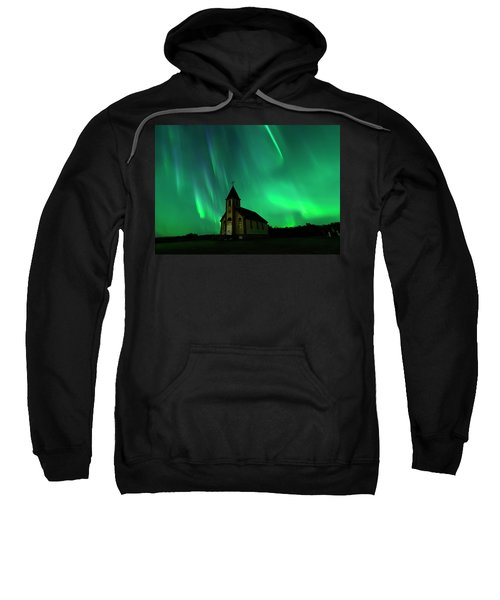 Holy Places Sweatshirt