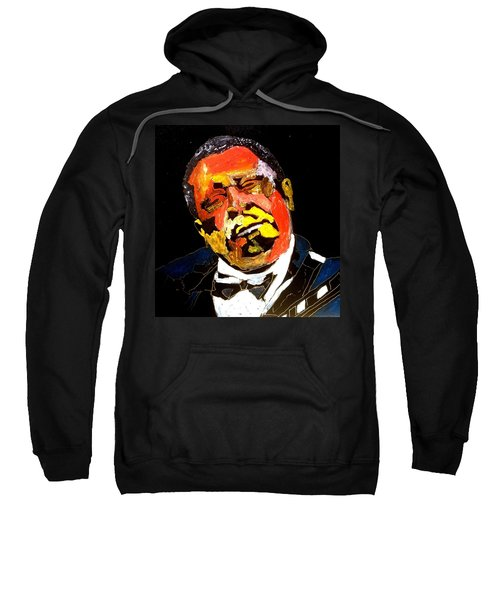 Honoring Bb King Sweatshirt