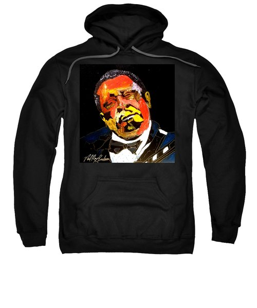 Honoring The King 1925-2015 Sweatshirt