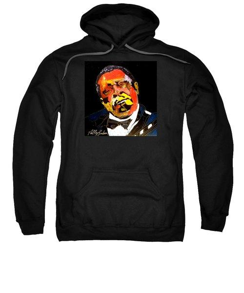 Honoring The King 1925-2015 Sweatshirt