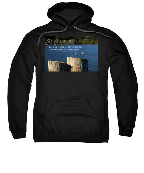 Hope For A Tree Sweatshirt