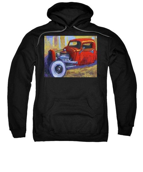 Hot Rod Chevy Truck Sweatshirt
