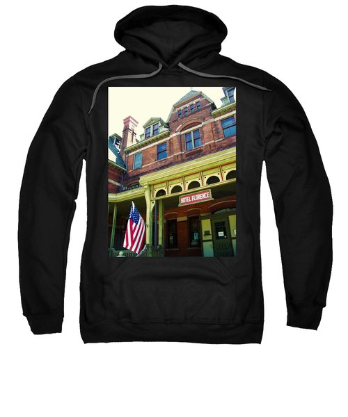 Hotel Florence Pullman National Monument Sweatshirt