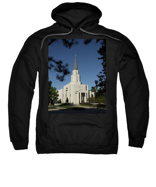 Houston Lds Temple Sweatshirt