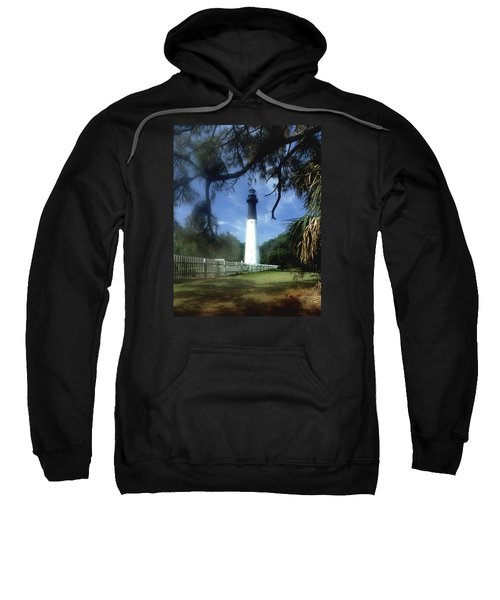 Hunting Island Lighthouse Sc Sweatshirt