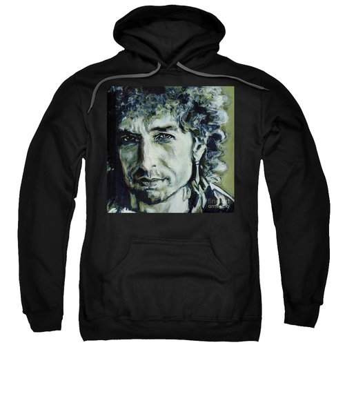 I Could Hold You For A Million Years. Bob Dylan Sweatshirt