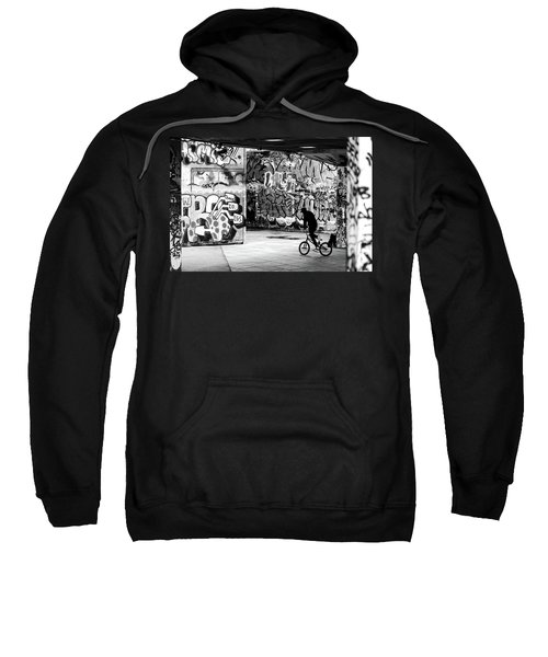 I Ride Alone Sweatshirt