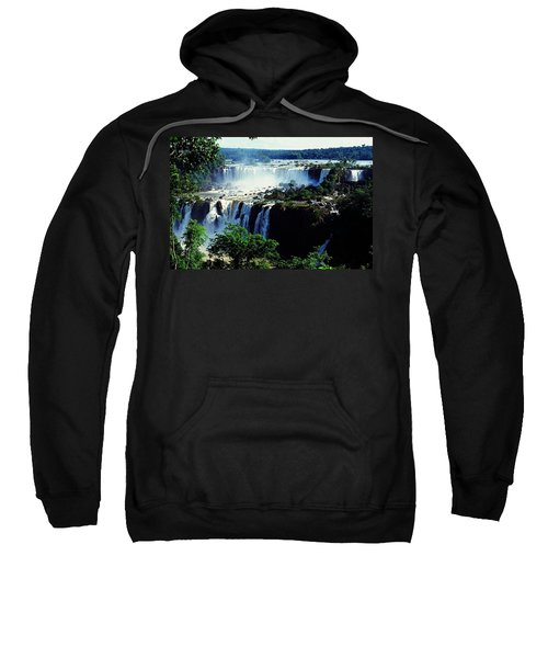 Iguacu Waterfalls Sweatshirt