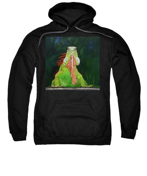 Iguana Dude Sweatshirt