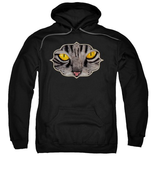 In Cat's Eyes Sweatshirt