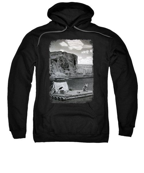 In The Grand Canyon Sweatshirt