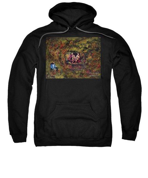 In The Name Of Music Sweatshirt