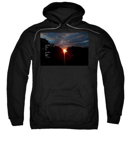 In Twilight Sweatshirt