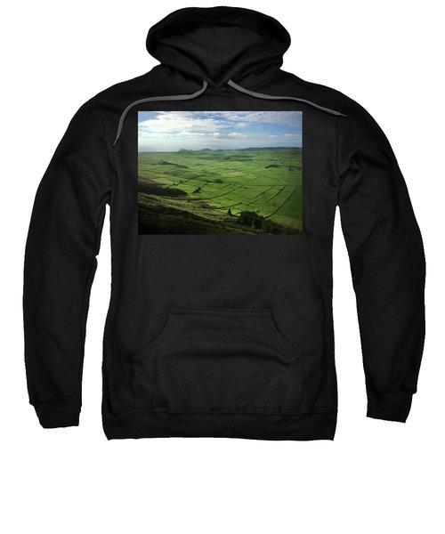 Incide The Bowl Terceira Island, Azores, Portugal Sweatshirt