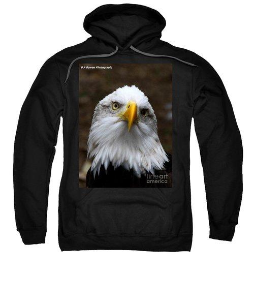 Inquisitive Eagle Sweatshirt