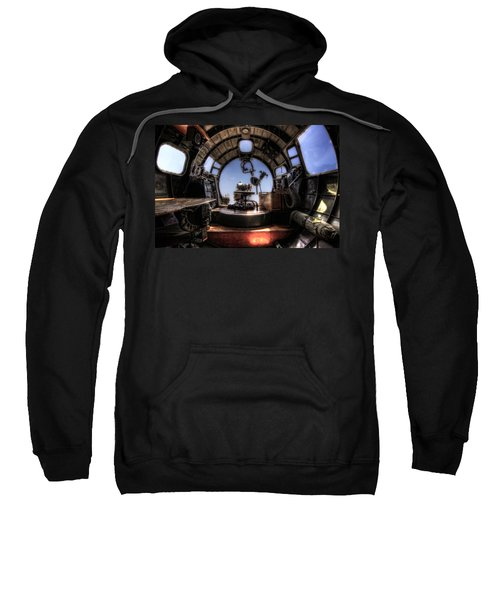Inside The Flying Fortress Sweatshirt