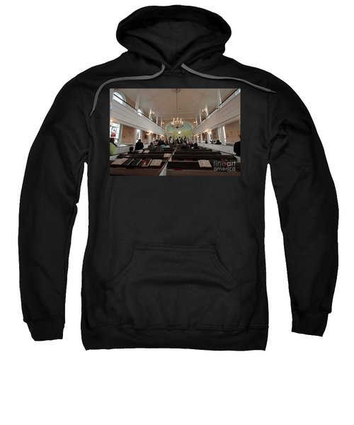 Inside The St. Georges Episcopal Anglican Church Sweatshirt