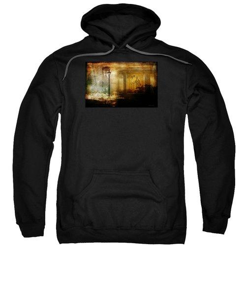 Inside Where It's Warm Sweatshirt by Bellesouth Studio