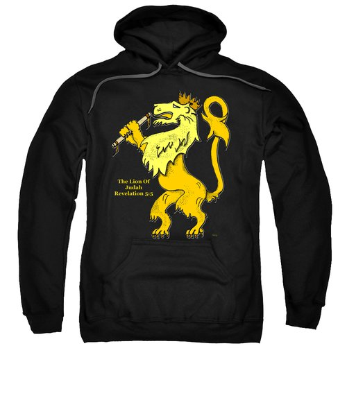 Inspirational - The Lion Of Judah Sweatshirt