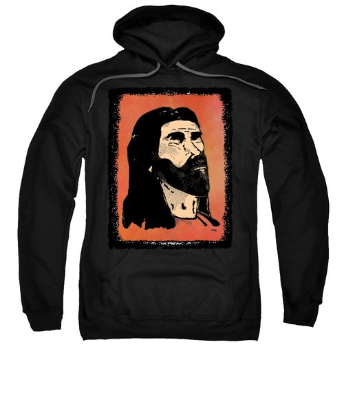 Inspirational - The Master Sweatshirt by Glenn McCarthy Art and Photography