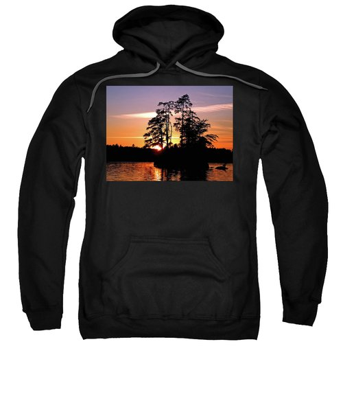 Into Shadow Sweatshirt