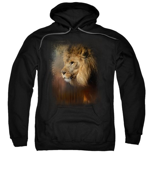 Into The Heat Sweatshirt by Jai Johnson