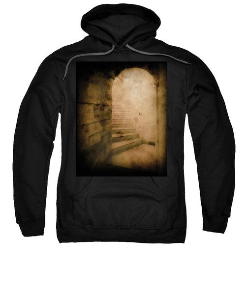 London, England - Into The Light II Sweatshirt