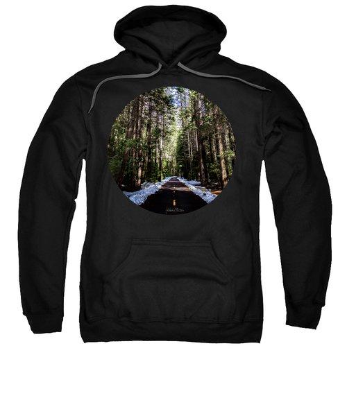 Into The Woods Sweatshirt by Adam Morsa