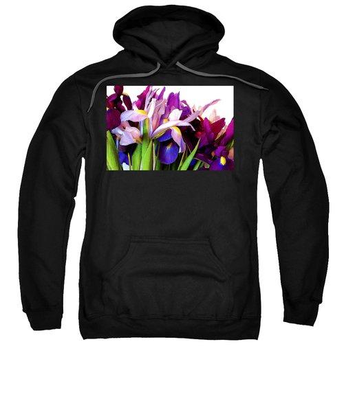 Iris Bouquet Sweatshirt