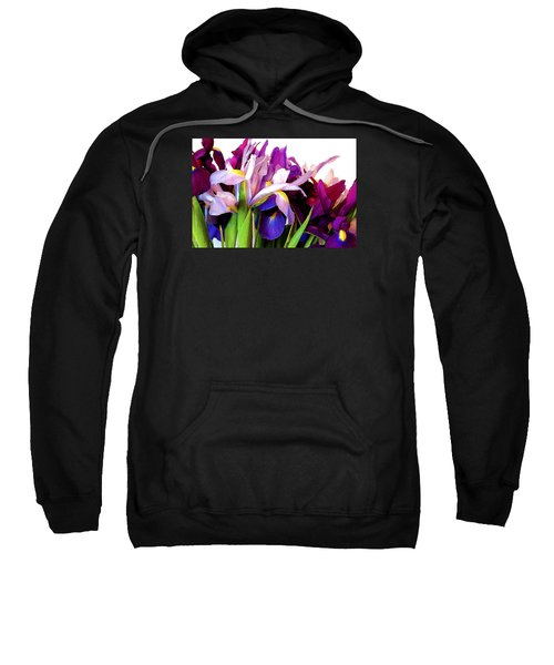 Iris Bouquet Sweatshirt