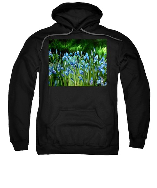 Iris Galore Sweatshirt