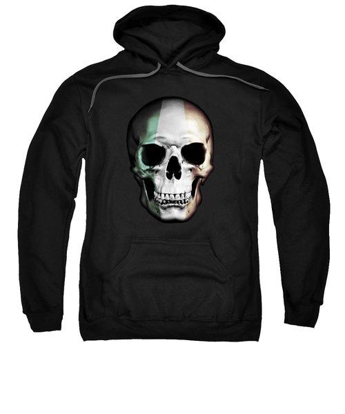 Irish Skull Sweatshirt