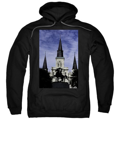 Jackson Square - Color Sweatshirt