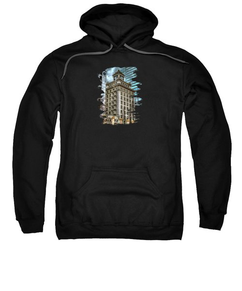Jackson Tower Portland Oregon Sweatshirt