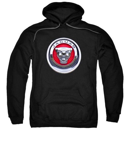 Jaguar Emblem Sweatshirt