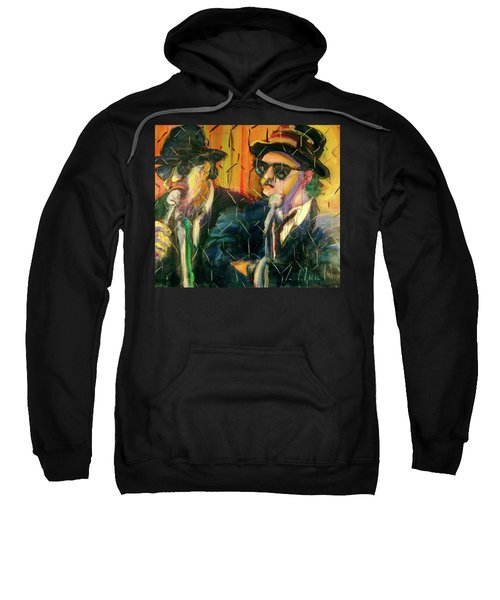 Jake And Elwood Sweatshirt