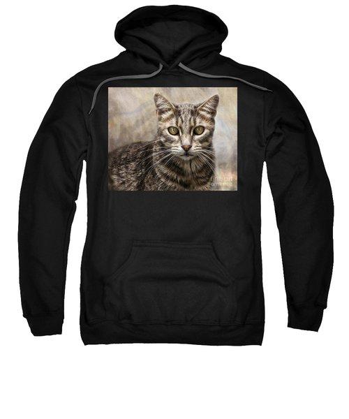 Janie's Kitty Sweatshirt