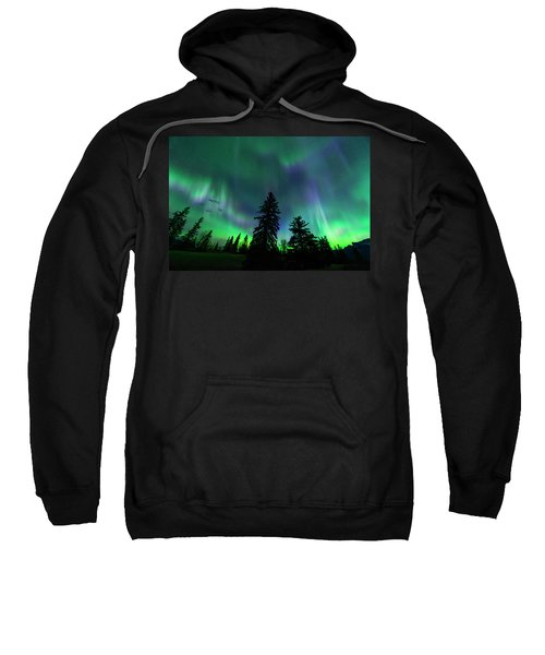 Jasper National Park Aurora Sweatshirt