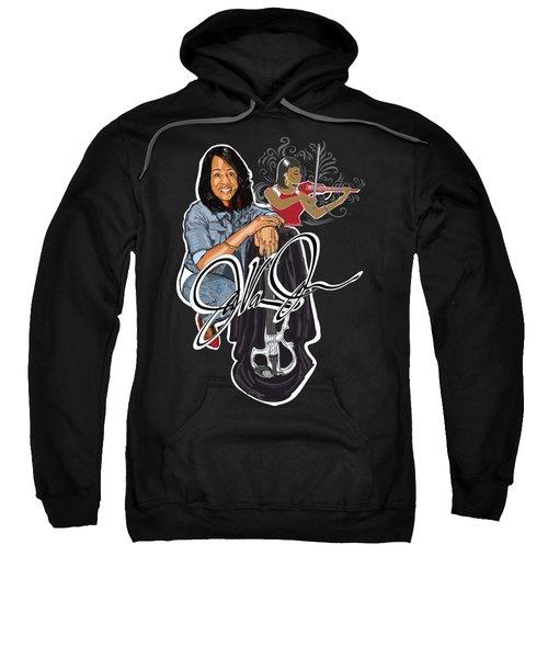 Javonne The Violinist Sweatshirt
