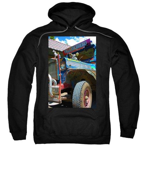 Jeepney Sweatshirt